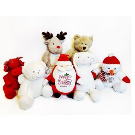 Personalised Teddies & Soft Toys