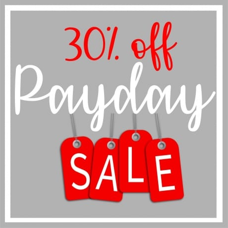 Payday Sale