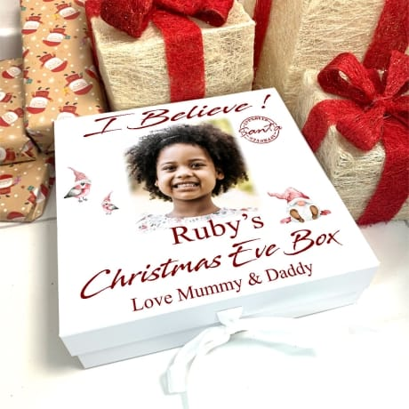 I/We Believe Christmas Box