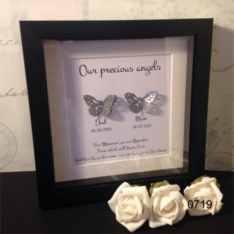 Handcrafted - Our precious angels