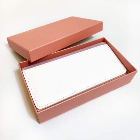 Personalised Pink Purse - Floral