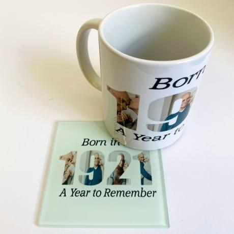 1921 Personalised Mug