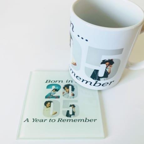 2005 Personalised Mug