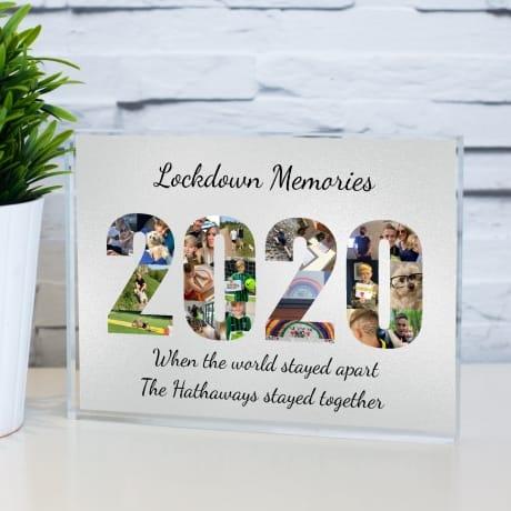 2020 Photo block Collage