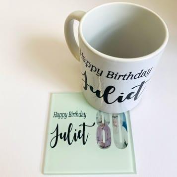 Happy 80 Birthday Mug
