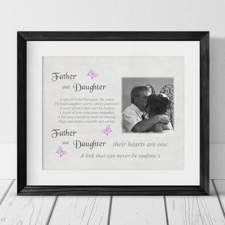 Personalised Photo gift A special bond