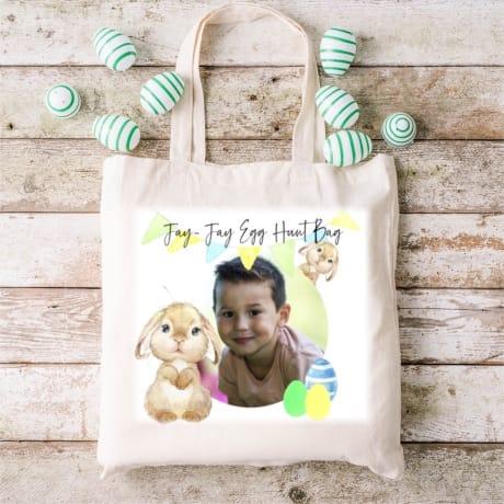 Easter Egg Hunt Bag - Boy