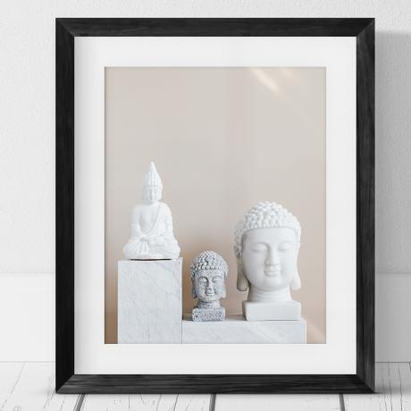 Buddha Heads