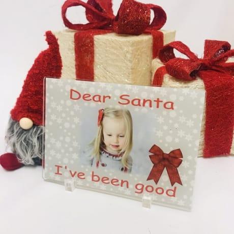 Christmas sign - I've been good
