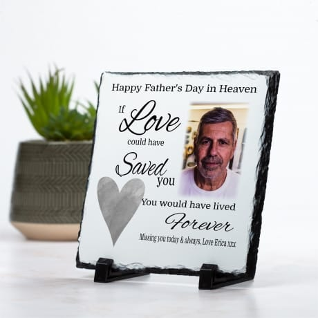Father's day Slate: If Love Could Have Saved You
