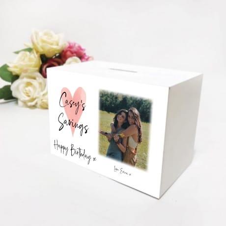 Friends Birthday Money Box