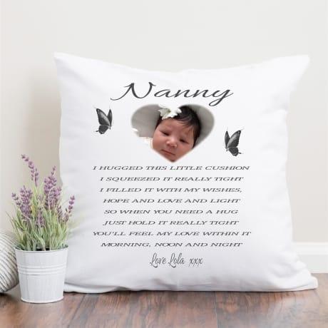 Cushion - I HUGGED