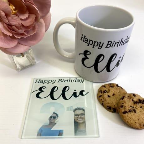 Happy 21 Birthday Mug