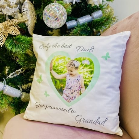 Personalised Cushion - Only the best