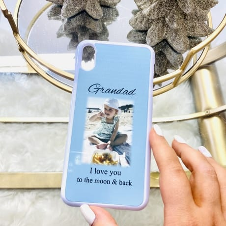 Personalised Phone Case - Love you to the moon & back
