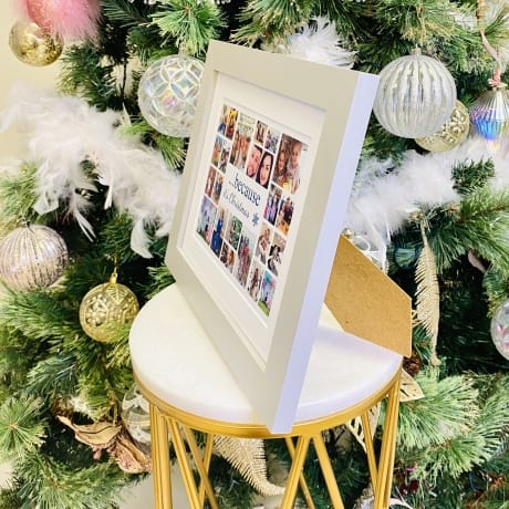 22 Photo Frame because it's Christmas