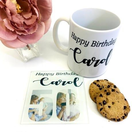 Happy 50 Birthday Mug
