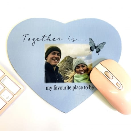 Mouse mat Together is