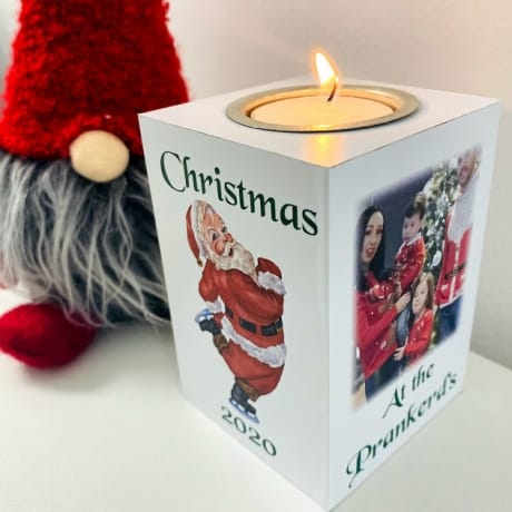 Christmas Tealight Holder -  2020
