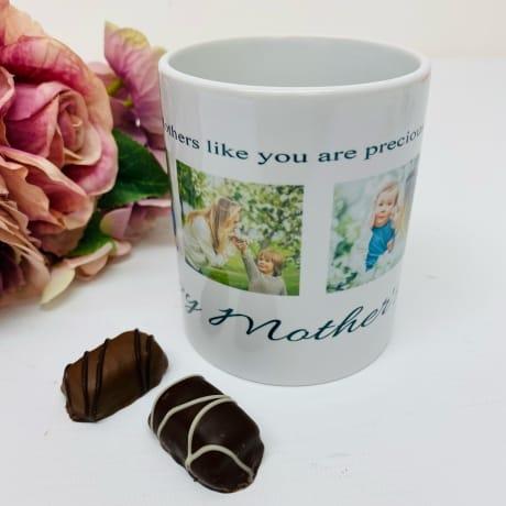 Mother's day Mug : precious and few