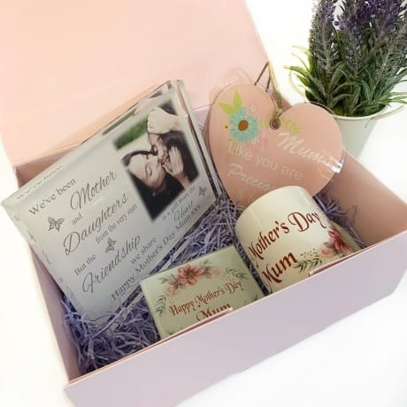 Mother & Daughter gift box