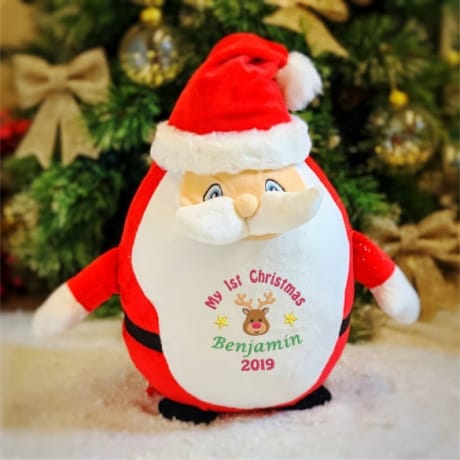 My 1st Christmas 2019 Personalised Santa