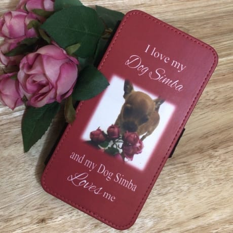 Personalised Pet Phone Case