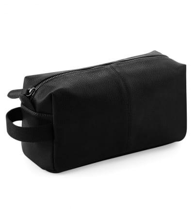 Personalised Luxury Mens Wash Bag