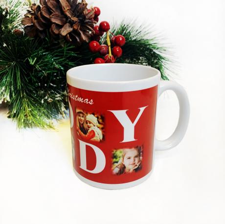 Daddy 5 Photo Mug