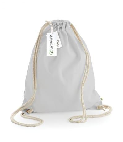 Personalised Organic Gym Bag - Name's Gym Bag