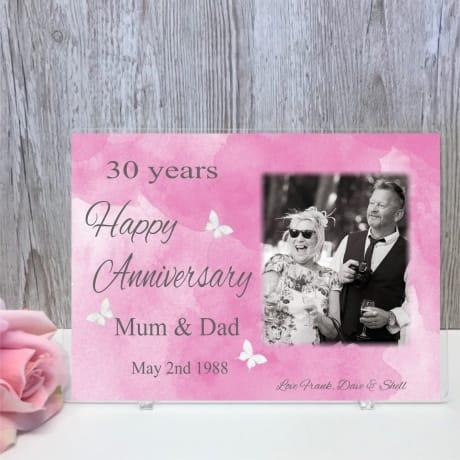 Anniversary Keepsake