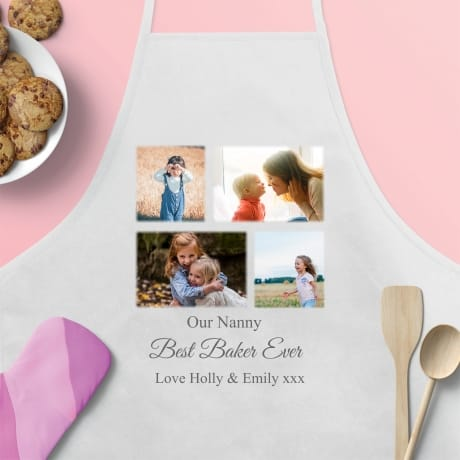 Personalised Apron, Best baker ever