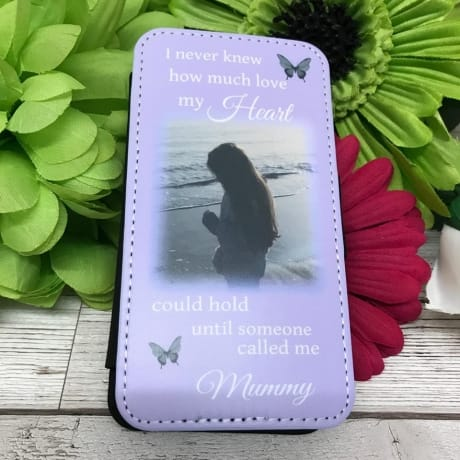 Personalised phone case : I never knew...