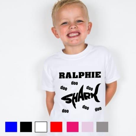 Shark T.shirt