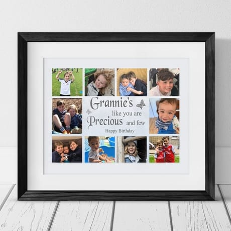 Personalised Birthday Collage