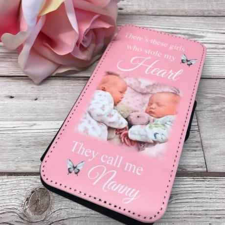 Personalised phone case : Stole my heart