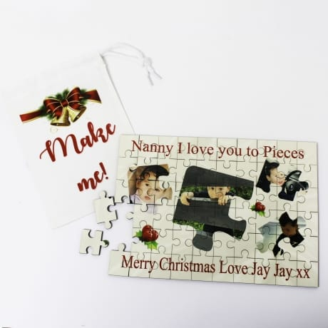 Christmas Jigsaw Love you to Pieces