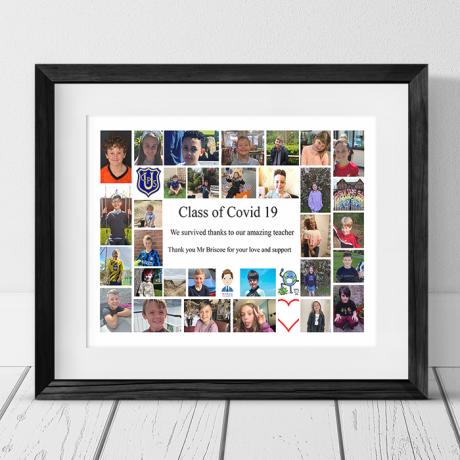 Covid 19 class teacher gift