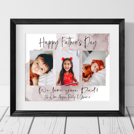Father's Day - Photo Collage