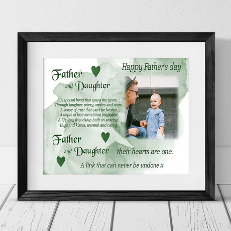 Father's day Gift  A special bond