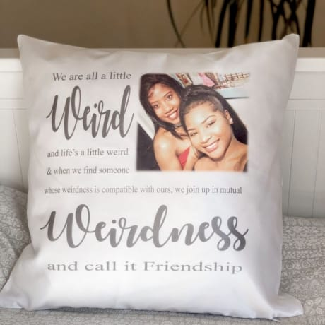 Friendship cushion