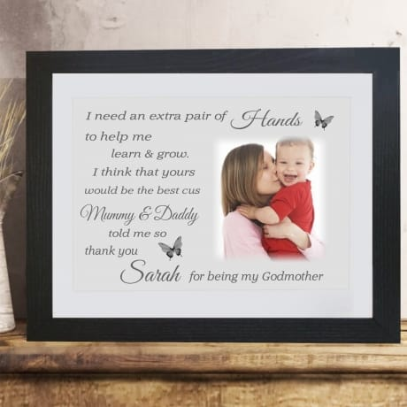 Godparent : Frame, Block or Plaque
