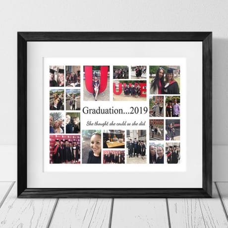 22 Photo Collage Graduation Frame