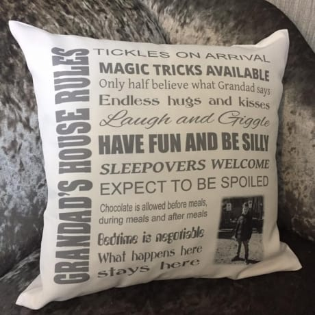 Cushion - House rules