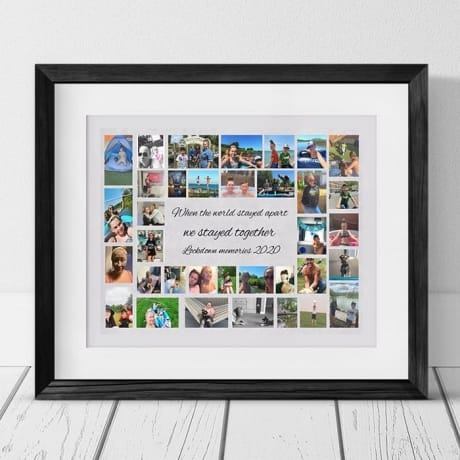 35 Photo Collage - Lockdown memories 2020-2021
