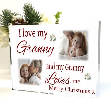 Love : Christmas Block Nan