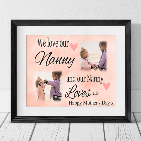 Love : Mother's Day Frame