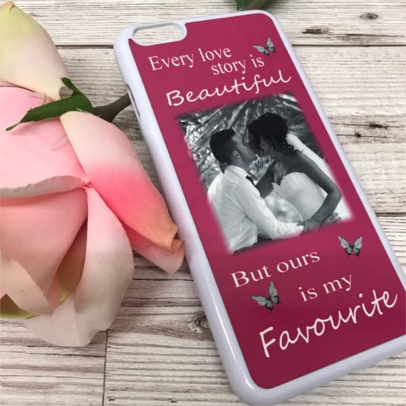 Personalised Phone case - Every love story