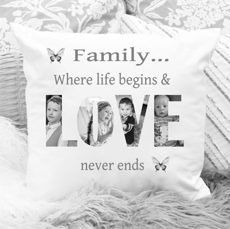 Where life begins : Cushion