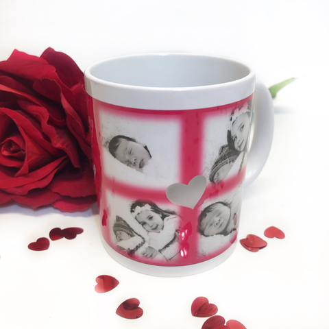 Personalised Valentine's Mug - Mummy